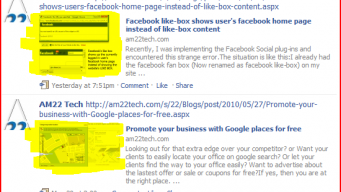 facebook like button thumbnail image For URL